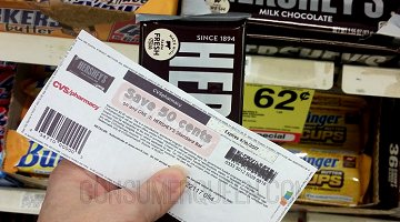 Hershey Chocolate Bar as Low as 12¢ at CVS + Other Candy Deals!