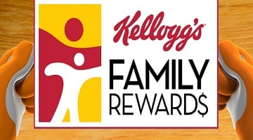 Kelloggs Family Rewards: Add 50 More Points to Your Account!