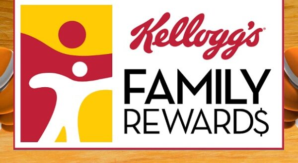 Kelloggs Family Rewards: Add ANOTHER 100 Points to Your Account!