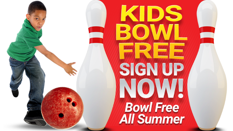 Kids Bowl FREE is Back! Sign Up Now for 2019!