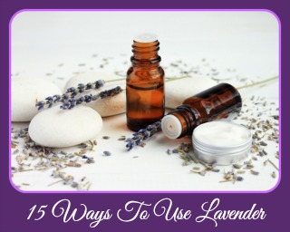 15 Ways To Use Lavender