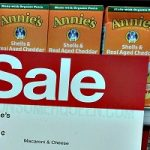 Mac & Cheese Deals at Target – Annie's and Kraft (as low as 49¢!)