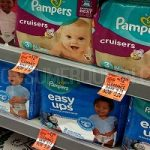 Pampers Clearance Alert at Walgreens – as Low as $1.24!