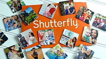 Shutterfly: $20 Off $20 or More With Promo Code -Today Only