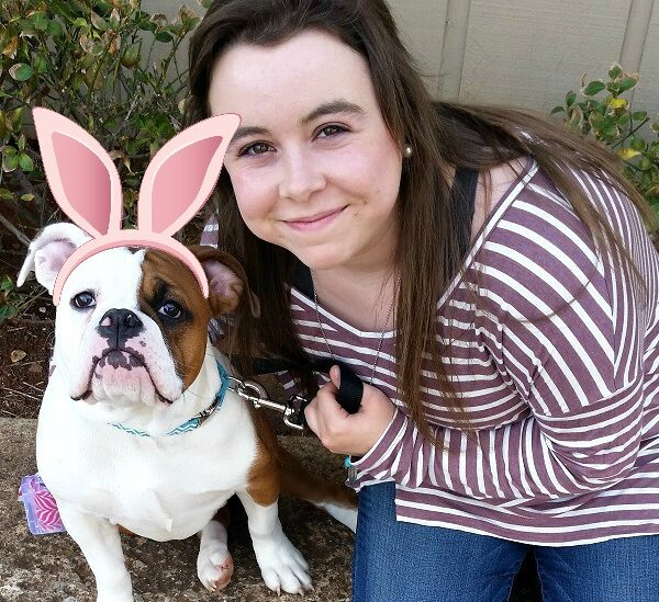 free picture with the Easter Bunny