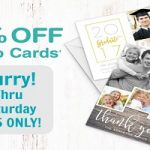 Walgreens Photo: 60% Off Photo Cards Thru Saturday Only!