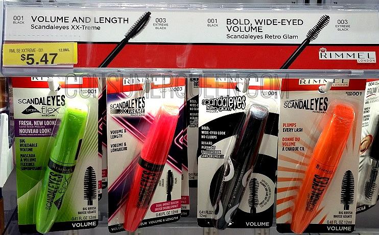 BOGO Free Rimmel Mascara – as Low as $1.98 at Walmart!