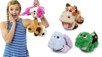 Stuffies Baby Magnetic Plush Dolls Just $1.00 – Today ONLY at Hollar!