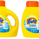 New TopCashBack Members : Get FREE 125 oz. Tide Simply Clean Detergent!