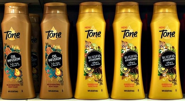 Tone Body Wash as Low as $1.41 at Walgreens This Week!