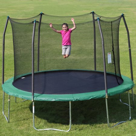 Hot Save 150 On This Skywalker Trampoline From Walmart