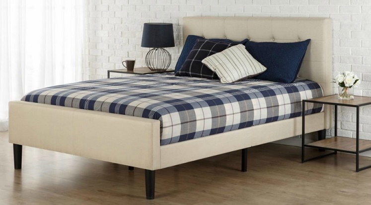 Upholstered Platform Beds As Low As 142 66 On Amazon Reg