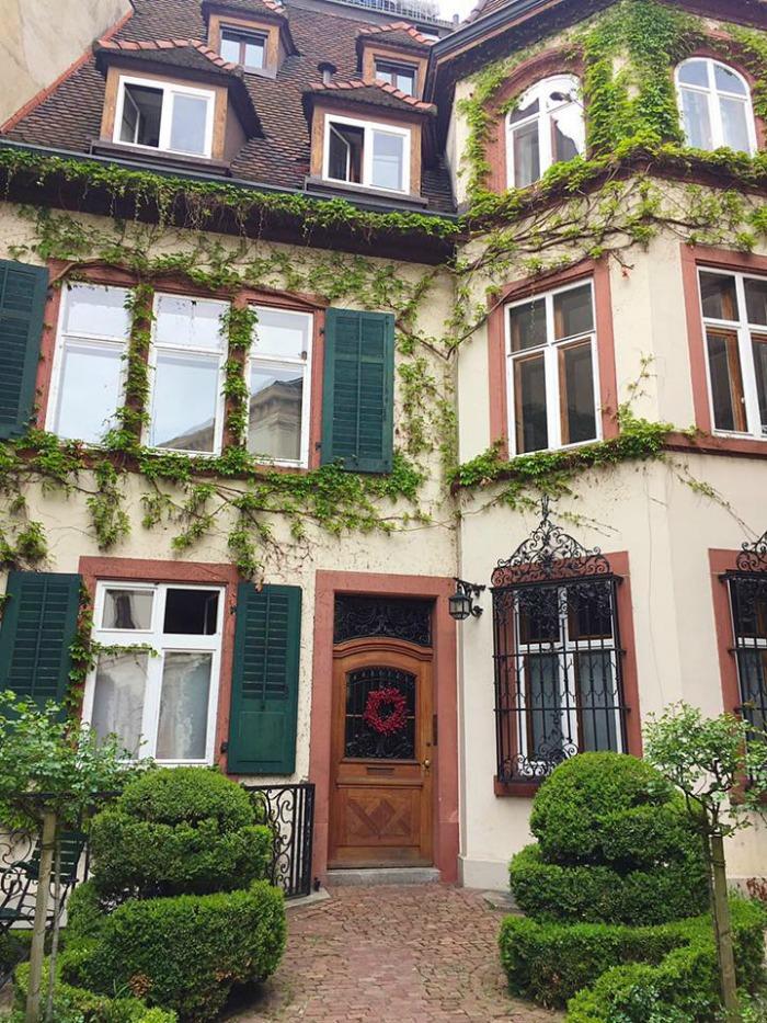 Basel Houses