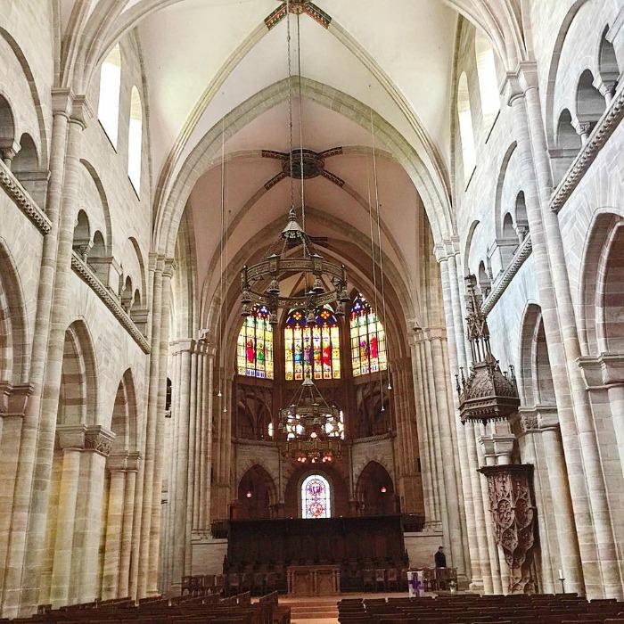 Basel Munster Inside