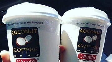 CAcafe Coconut Coffee & Tea Samples – Get Yours!