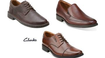 Clarks Men's Dress Shoes Under $35 Shipped from Shoebuy