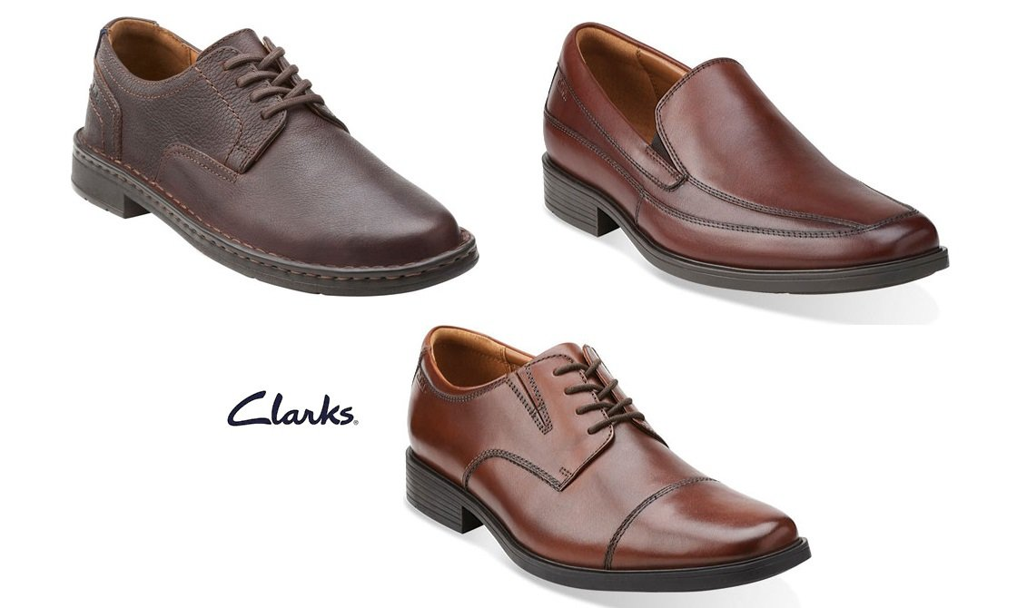 Amazon Clark Mens Dress Shoes