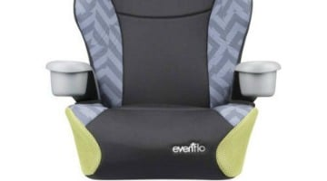Evenflo Booster Seat $29.88 (was $59.97) from Walmart
