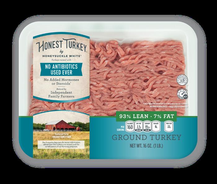 Honest Turkey Ground Turkey