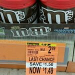 M&M Bottles as Low as 99¢ at Walgreens + Target, Walmart Deals!