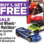 Dollar General: Hot Wheels & Matchbox Cars as Low as 50¢!