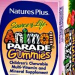 Natures Plus Kids Gummy Vitamin Sample for 0¢
