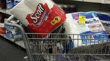 Scott Paper Towels, Bath Tissue & Cottonelle: Stock-Up at CVS!