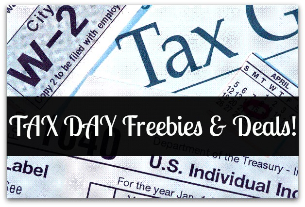 Apr 17,  · It's Tax Day and you may have had to cough over some dough to Uncle Sam. To cushion the blow, a growing number of businesses are offering freebies throughout the orimono.ga: Jessica Dickler.