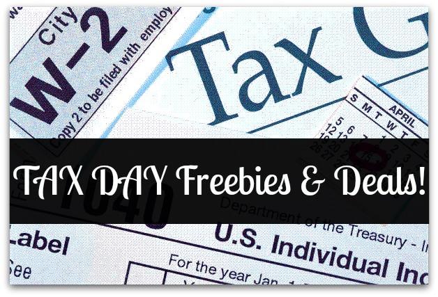 Consumer Queen Tax Day Deals 2017!