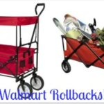 Walmart: Rollbacks on Ozark Trail Folding Wagons!