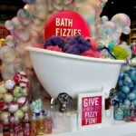 Bath Fizzies $3.67 Shipped w/$10 Off $30 Code at Bath & Body Works!
