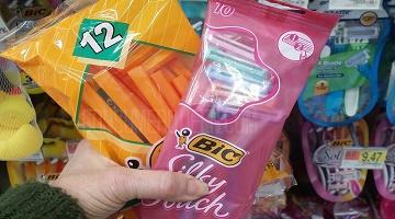 Bic Disposable Razors as Low as 82¢ at Walmart