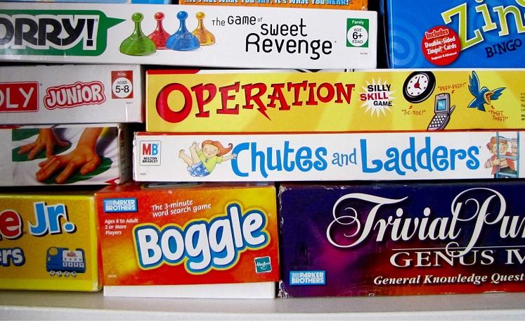 B2G1 Free Board Games at Target (as Low as $3.99 Each!)