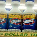 Clorox Bleach ONLY 50¢ at Dollar Tree!