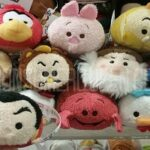 Disney Mini Tsum Tsum Plush Characters 99¢ at JCPenny!