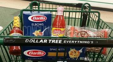 New Dollar Tree Finds: Louisiana Hot Sauce, Texas Pete, Barilla & More!