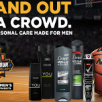 FREE Full-Size Dove Men+Care or Degree Products!