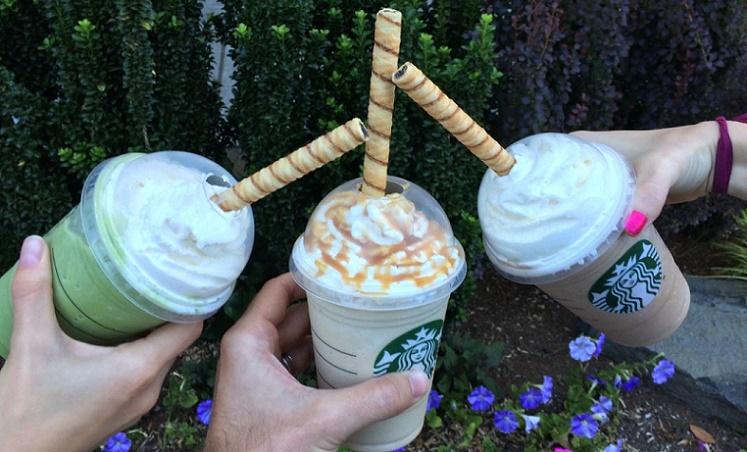 Starbucks Happy Hour: BOGO Grande Frappuccino or Espresso!