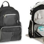 Graco Back Pack Diaper Bag w/Organizing System Under $23 at Walmart & Amazon!
