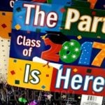 Graduation Parties For Less at Dollar Tree: Cards, Decorations & More!
