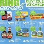 Spring Essentials Sale at Homeland & Country Mart!