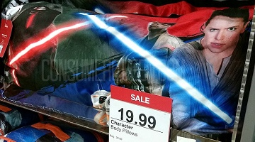 Star Wars Body Pillows as Low as $9.99 (Reg. $30.00!) + More at JCPenny!