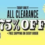 The Children's Place: 75% Off Clearance + Free Shipping – Today Only
