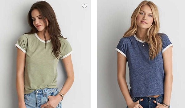 60% Off Sale Prices at American Eagle! Jeans $19.99!