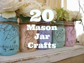 20 mason jar crafts oklahoma 39 s coupon for Promo code for consumer crafts