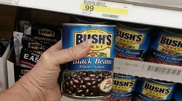 Bush's Best Beans: Grab Up to TEN Cans for $0 at Walmart & Target!