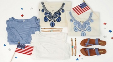 Cents of Style : $10 Off Lowest Price + FREE Earrings & Shipping!