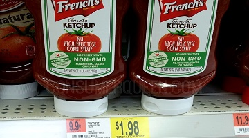 French's Ketchup For $0, French's Mustard 47¢ at Walmart!