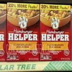 General Mills Coupons Reset + Deals on Hamburger Helper, Suddenly Salad & More!!