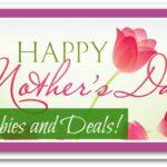 Mother's Day Restaurant Freebies & Deals!